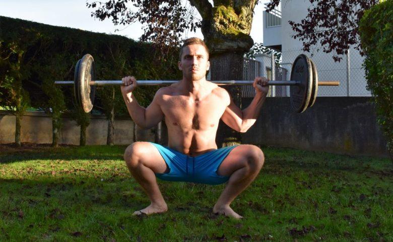 treeninglife article 2 defi squat lifestyle musculation vegetarien